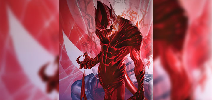 Imágen del próximo enemigo de Spider-Man: El Duende Rojo