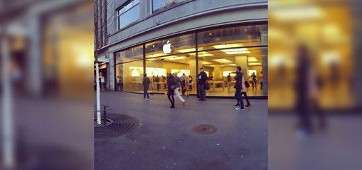 Apple Store, Apple Store en Suiza es evacuada por explosión de batería de iPhone, Blog de Vladimir Ramos, Blog de Vladimir Ramos
