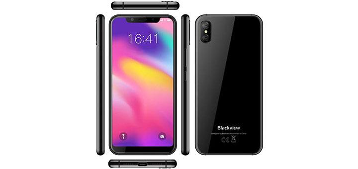 iPhone X, Blackview X, copia descarada del iPhone X, Blog de Vladimir Ramos, Blog de Vladimir Ramos