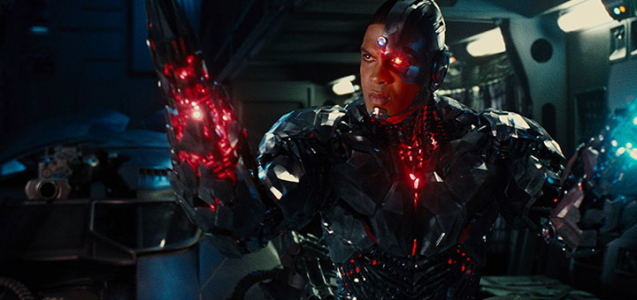 "Captura de pantalla de ""Cyborg"" en ""Justice League"" (2017)"