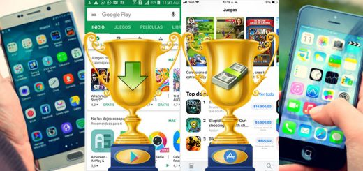 Google Play, Google Play gana en descargas, App Store gana en ingresos, Blog de Vladimir Ramos, Blog de Vladimir Ramos