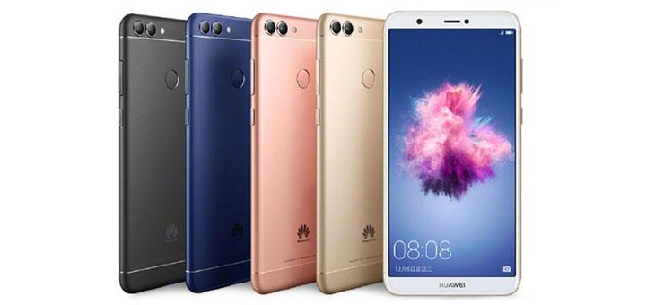 Fotos del Huawei P Smart