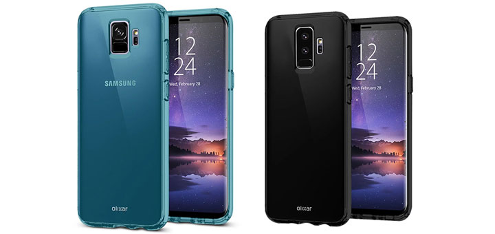 Imágen del Samsung Galaxy S9 y Samsung Galaxy S9+