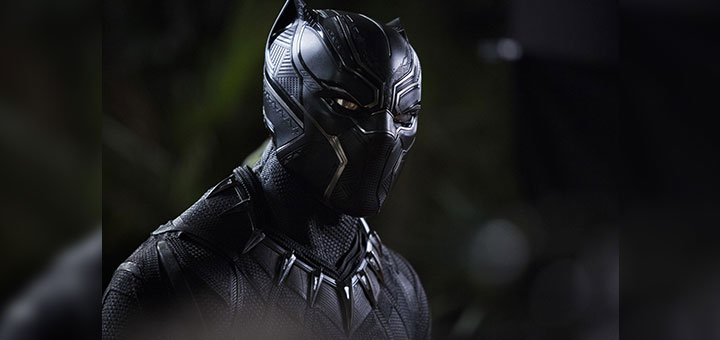 "Foto de captura de escena de ""Black Panther"""