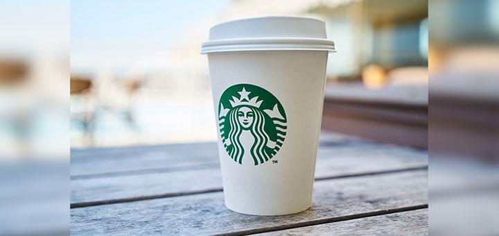 Vaso de Starbucks