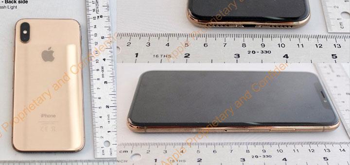 iPhone X dorado, Apple Inc estuvo a punto de lanzar un iPhone X dorado, Blog de Vladimir Ramos, Blog de Vladimir Ramos