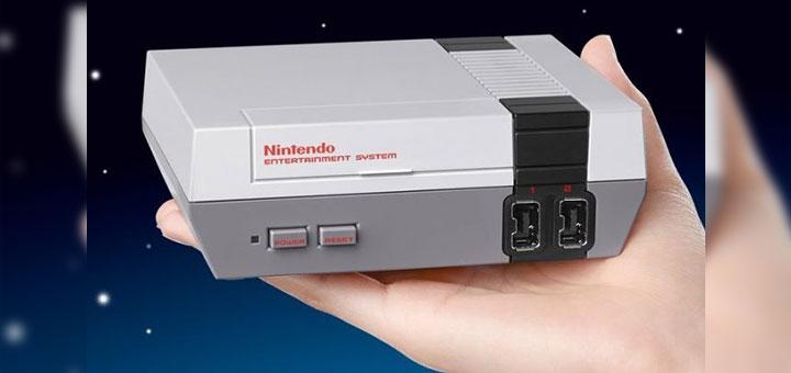 Foto de Nintendo NES Mini