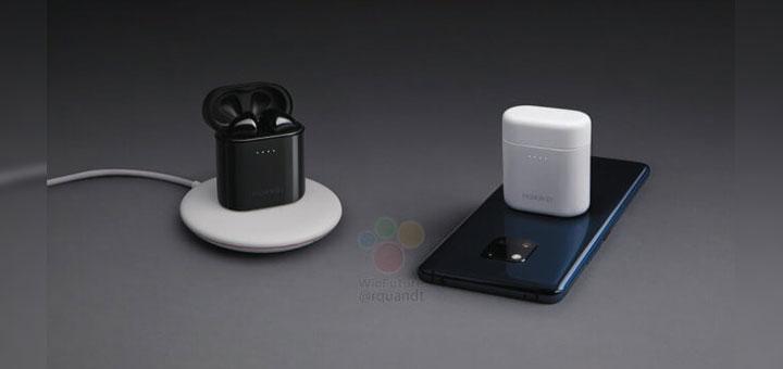 Foto de Huawei Freebuds 2 Pro