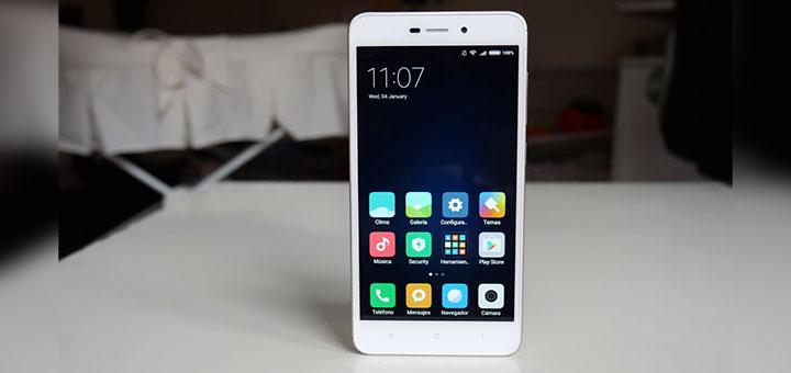 Foto del Xiaomi Redmi 4A