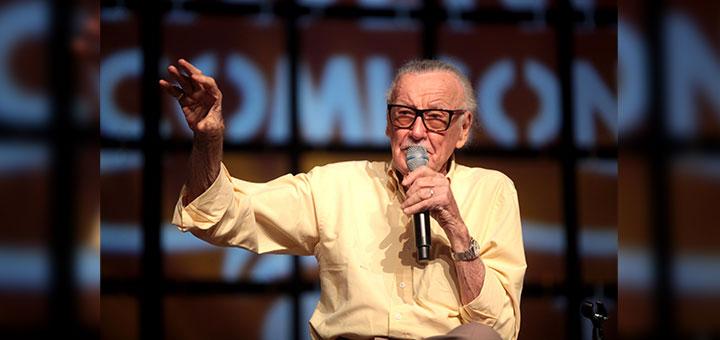 Stan Lee, Murió Stan Lee, la leyenda de los comics, Blog de Vladimir Ramos, Blog de Vladimir Ramos
