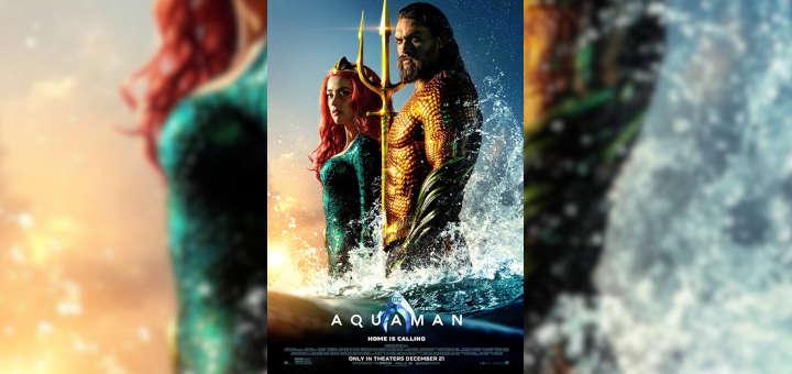 Poster de Aquaman