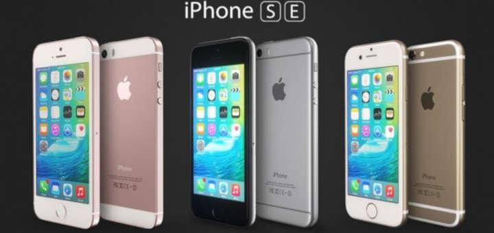 iPhone SE, iPhone SE se agotó a un precio de US$249, Blog de Vladimir Ramos, Blog de Vladimir Ramos