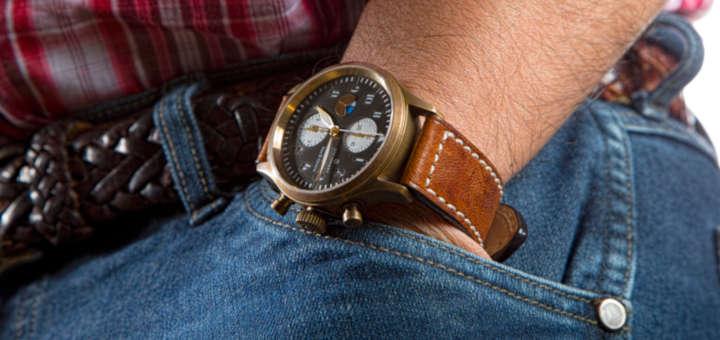 Foto de tipos de reloj de pulsera para cada ocasión