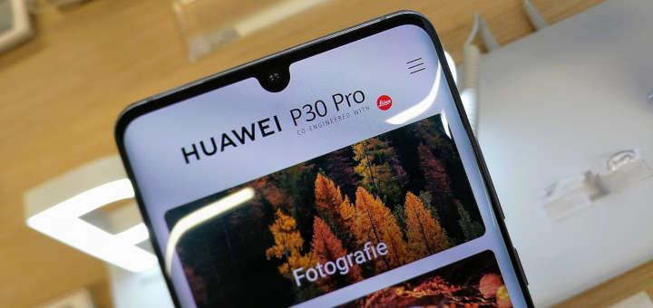 Foto de Huawei P30 Pro