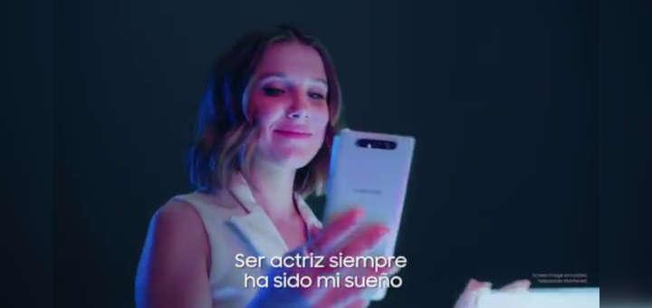 Millie Bobby Brown promocionará el Samsung Galaxy S10