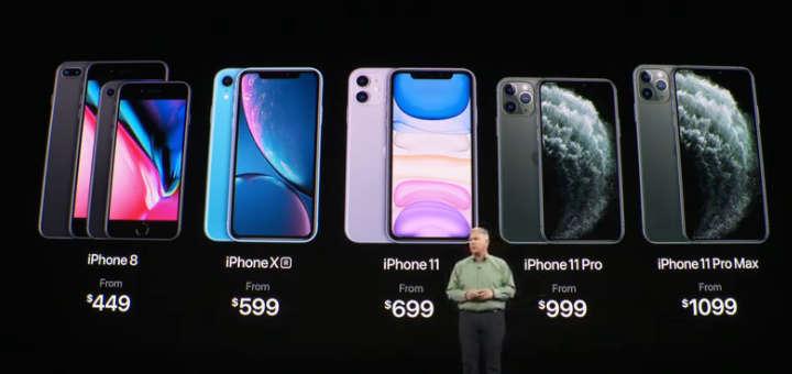 iPhone 11, iPhone 11 Pro y iPhone Pro Max: ¿Innovación?