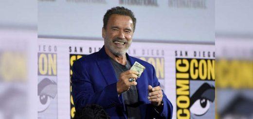 Arnold Schwarzenegger, Funda del nuevo iPhone de Arnold Schwarzenegger se vuelve viral, Blog de Vladimir Ramos, Blog de Vladimir Ramos