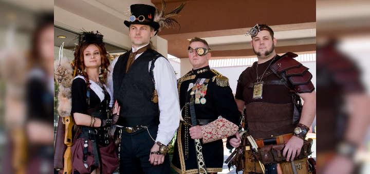 Steampunk, Steampunk: Cosplayers – Edición 1, Blog de Vladimir Ramos, Blog de Vladimir Ramos