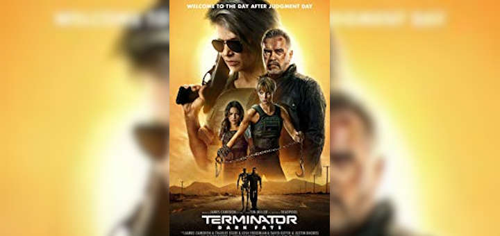 Reseña: Terminator Dark Fate