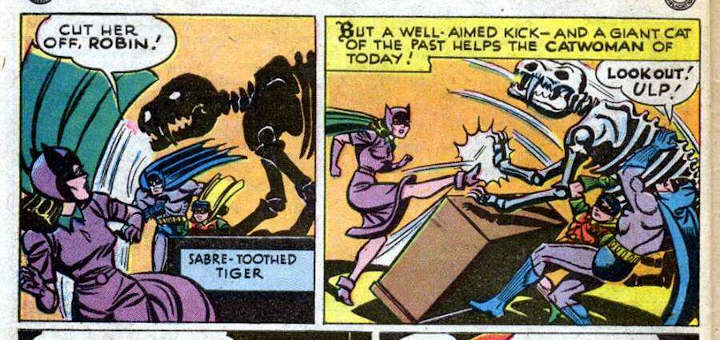 Catwoman, DC Comics celebra los 80 años de Catwoman, Blog de Vladimir Ramos
