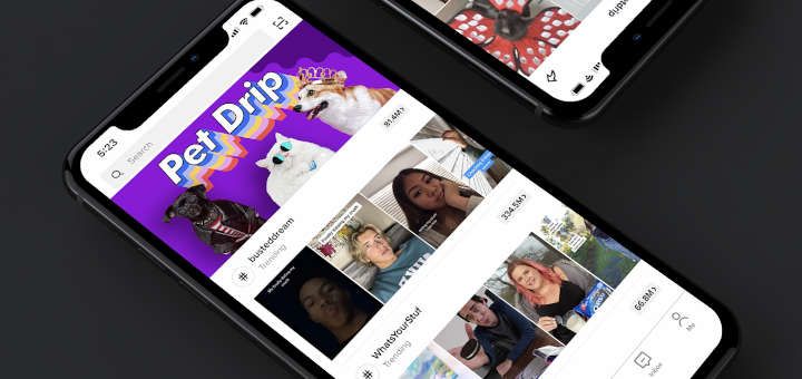 Tik Tok es la aplicación más popular, desplazando a WhatsApp