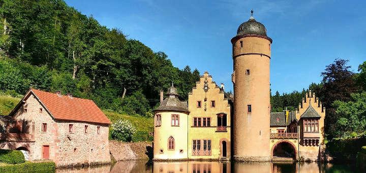 Paisajes hermosos: Castillos alemanes