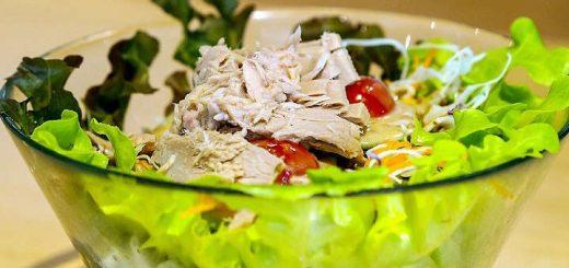 ensalada de atún, Receta del día: Ensalada de atún, Blog de Vladimir Ramos, Blog de Vladimir Ramos