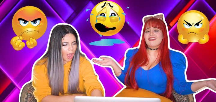 WindyGirk y Lizbeth Rodríguez hacen el ridículo