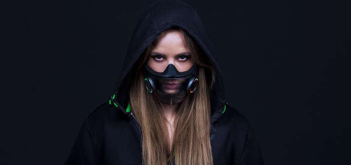 Razer fabricará mascarilla inteligente para la era post-COVID