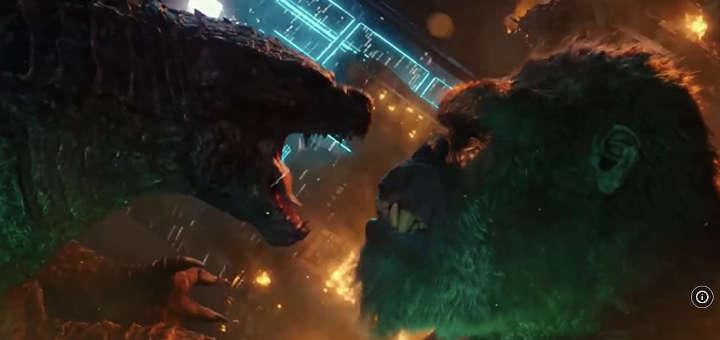 Reseña: Godzilla vs. Kong
